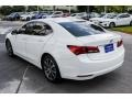 Acura TLX V6 Technology Sedan Bellanova White Pearl photo #5