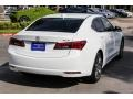 Acura TLX V6 Technology Sedan Bellanova White Pearl photo #7