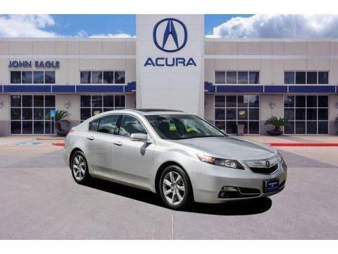 Silver Moon 2013 Acura TL