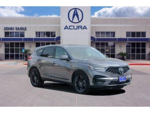 Modern Steel Metallic 2020 Acura RDX A-Spec