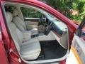 Subaru Outback 2.5i Limited Venetian Red Pearl photo #17