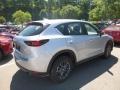 Mazda CX-5 Sport AWD Sonic Silver Metallic photo #2