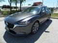 Mazda Mazda6 Grand Touring Reserve Machine Gray Metallic photo #3
