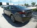 Mazda Mazda6 Grand Touring Reserve Machine Gray Metallic photo #5