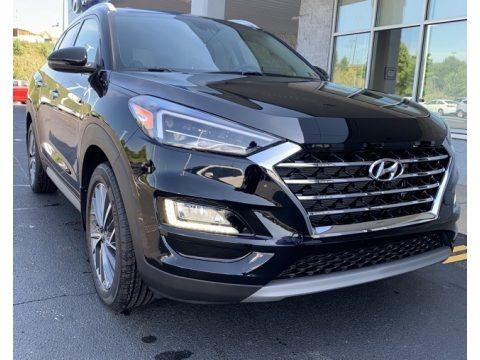 Black Noir Pearl 2019 Hyundai Tucson Limited