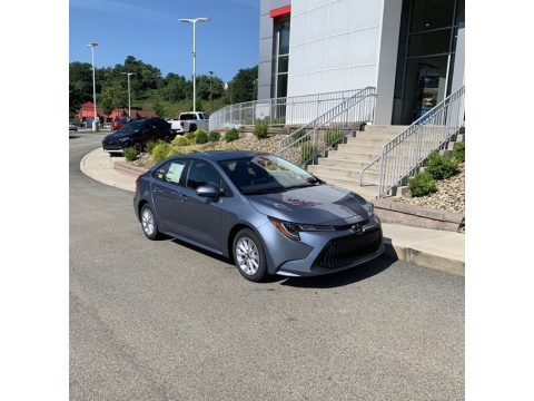Celestite Gray Metallic 2020 Toyota Corolla LE