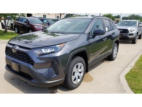 Magnetic Gray Metallic 2019 Toyota RAV4 LE