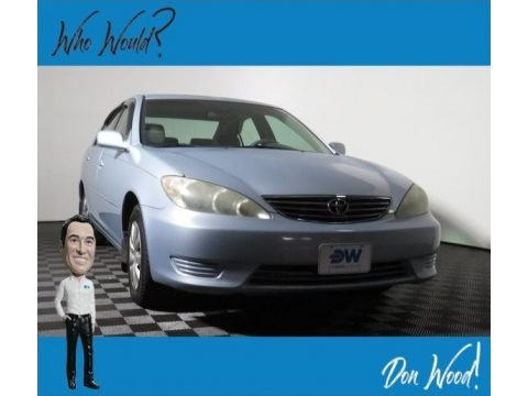 Sky Blue Pearl 2006 Toyota Camry LE