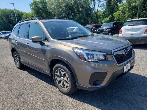 Sepia Bronze Metallic 2019 Subaru Forester 2.5i Premium