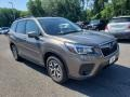 Subaru Forester 2.5i Premium Sepia Bronze Metallic photo #1