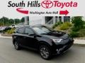 Toyota RAV4 XLE AWD Hybrid Black photo #1