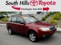 Subaru Forester 2.5 X Premium Paprika Red Pearl photo #1