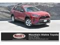 Toyota RAV4 LE AWD Ruby Flare Pearl photo #1