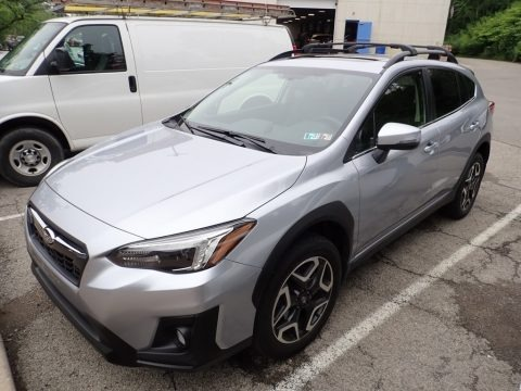 Ice Silver Metallic 2019 Subaru Crosstrek 2.0i Limited