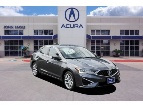 Modern Steel Metallic 2019 Acura ILX