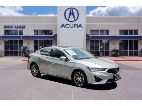 Lunar Silver Metallic 2019 Acura ILX Premium