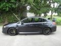 Subaru WRX STI Dark Gray Metallic photo #13