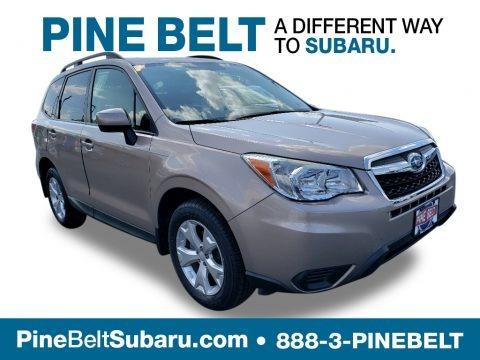 Burnished Bronze Metallic 2014 Subaru Forester 2.5i Premium