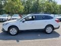 Subaru Outback 2.5i Premium Crystal White Pearl photo #3