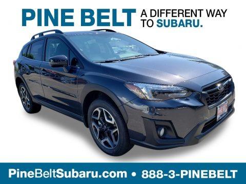 Dark Gray Metallic 2019 Subaru Crosstrek 2.0i Limited