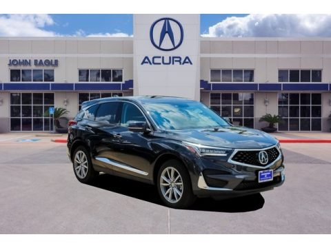 Gunmetal Metallic 2020 Acura RDX Technology