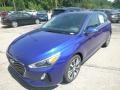 Hyundai Elantra GT  Intense Blue photo #5