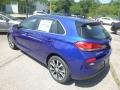 Hyundai Elantra GT  Intense Blue photo #6