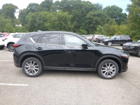 Jet Black Mica 2019 Mazda CX-5 Grand Touring AWD