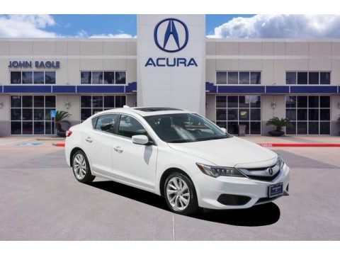 Bellanova White Pearl 2017 Acura ILX