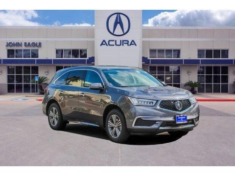 Modern Steel Metallic 2020 Acura MDX FWD
