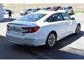 Honda Accord Hybrid Sedan Platinum White Pearl photo #6
