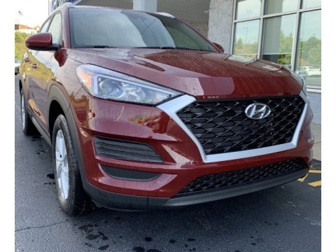 Gemstone Red 2019 Hyundai Tucson Value