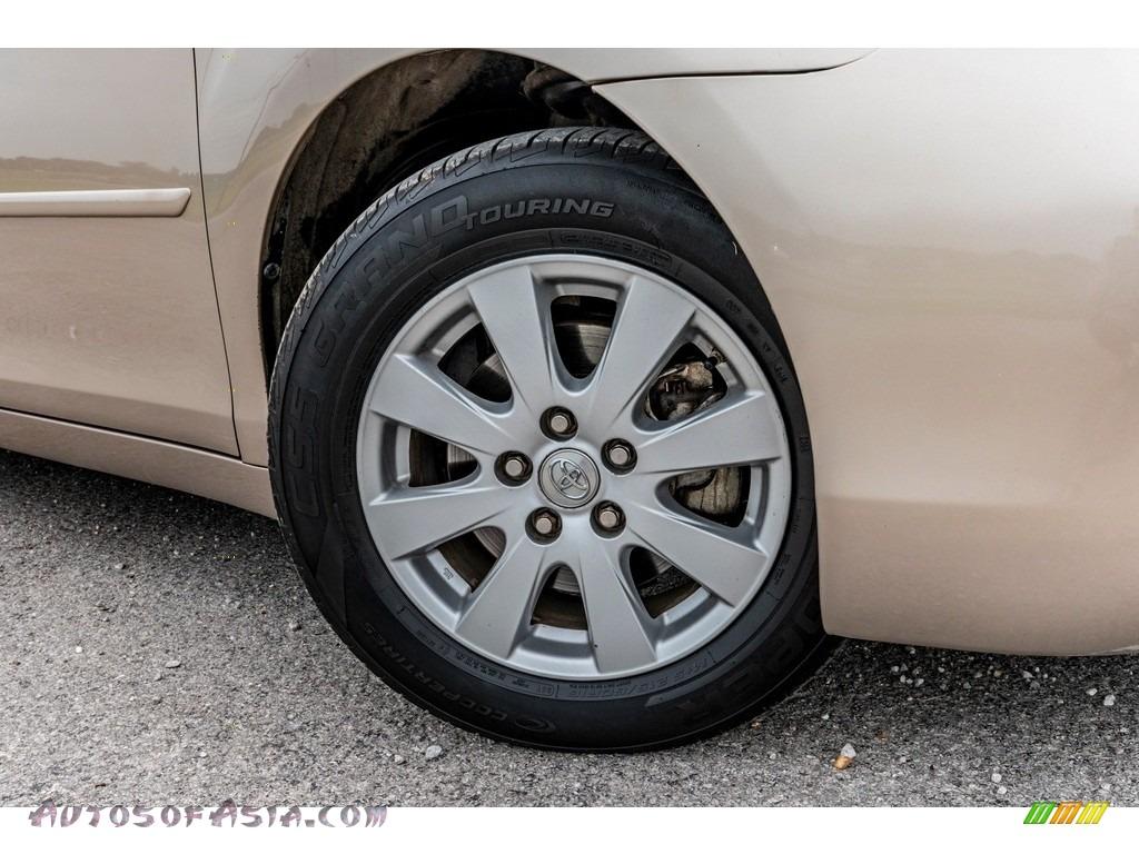 2007 Camry SE V6 - Titanium Metallic / Ash photo #2