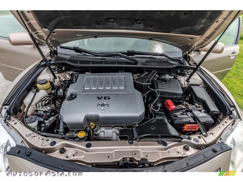 2007 Camry SE V6 - Titanium Metallic / Ash photo #10