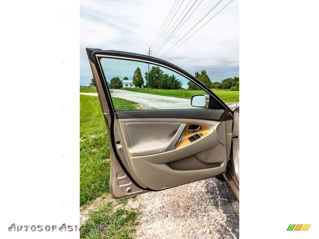 2007 Camry SE V6 - Titanium Metallic / Ash photo #14