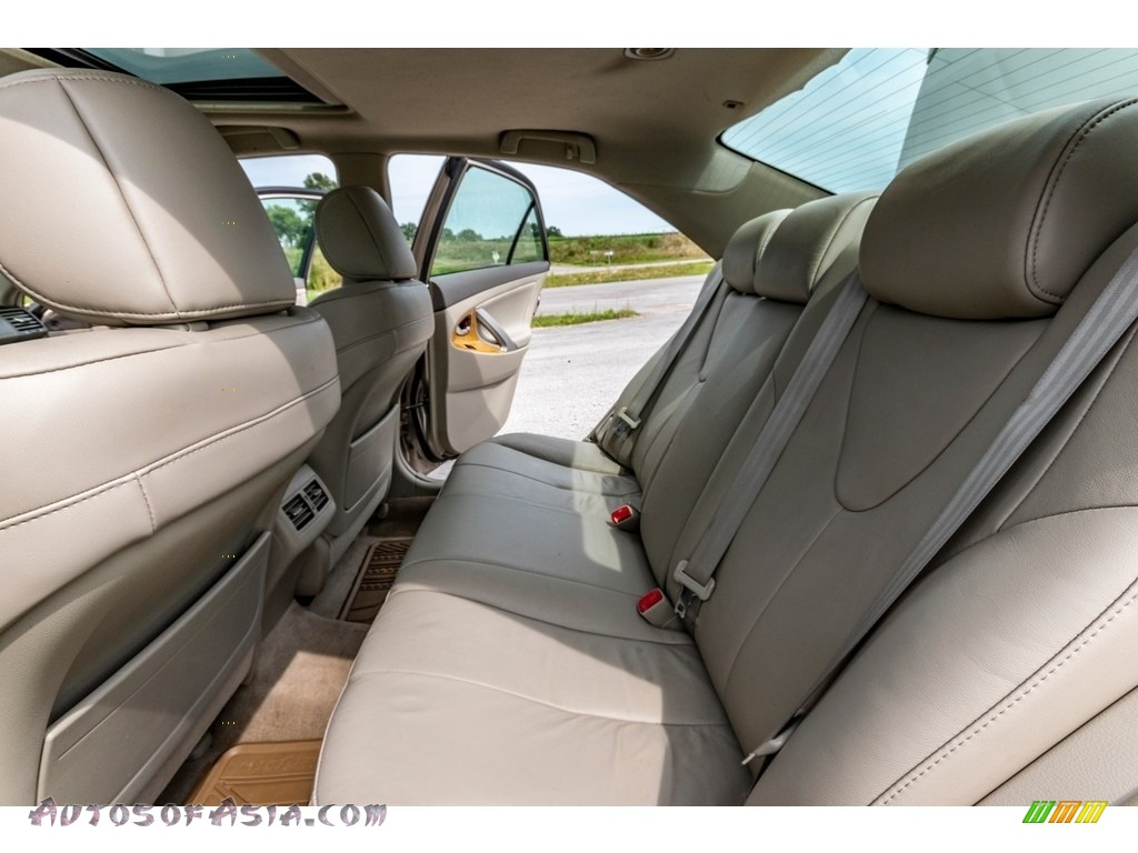 2007 Camry SE V6 - Titanium Metallic / Ash photo #16