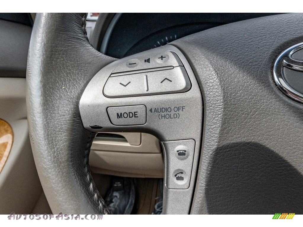 2007 Camry SE V6 - Titanium Metallic / Ash photo #27