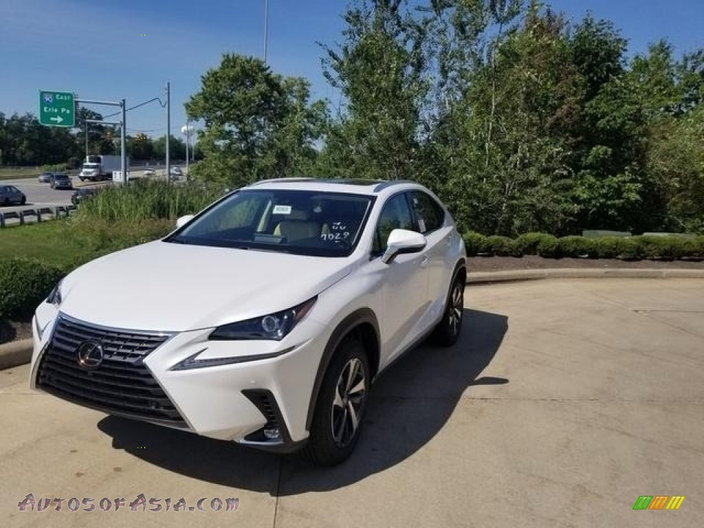 2020 NX 300 AWD - Eminent White Pearl / Creme photo #1