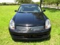 Infiniti G 35 x Sedan Black Obsidian photo #15