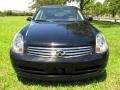 Infiniti G 35 x Sedan Black Obsidian photo #28