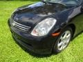Infiniti G 35 x Sedan Black Obsidian photo #40