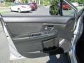 Subaru XV Crosstrek 2.0i Premium Ice Silver Metallic photo #14