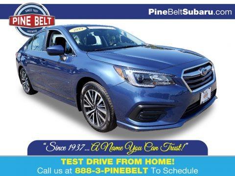Abyss Blue Pearl 2019 Subaru Legacy 2.5i Premium
