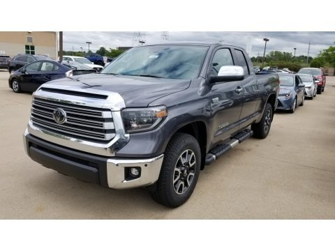Magnetic Gray Metallic 2020 Toyota Tundra Limited Double Cab 4x4