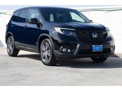 Crystal Black Pearl 2019 Honda Passport EX-L