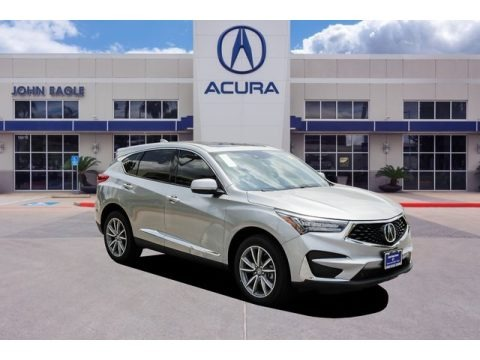 Lunar Silver Metallic 2020 Acura RDX Technology AWD