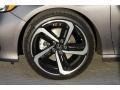 Honda Accord Sport Sedan Modern Steel Metallic photo #12