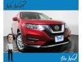 Nissan Rogue SV AWD Scarlet Ember photo #1