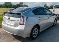 Toyota Prius Five Hybrid Classic Silver Metallic photo #4