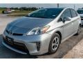 Toyota Prius Five Hybrid Classic Silver Metallic photo #8